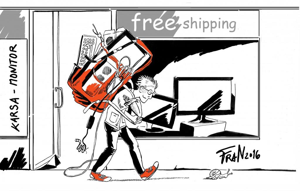 Čeští zákazníci při nákupech na e-shopech na dopravu hodně dají. Nejčastěji je naláká doprava zdarma.