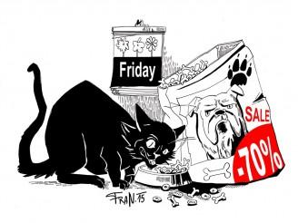 """Analýza: Černý pátek. """"Svátek"""" reálných slev, nebo marketingového klamu?"""